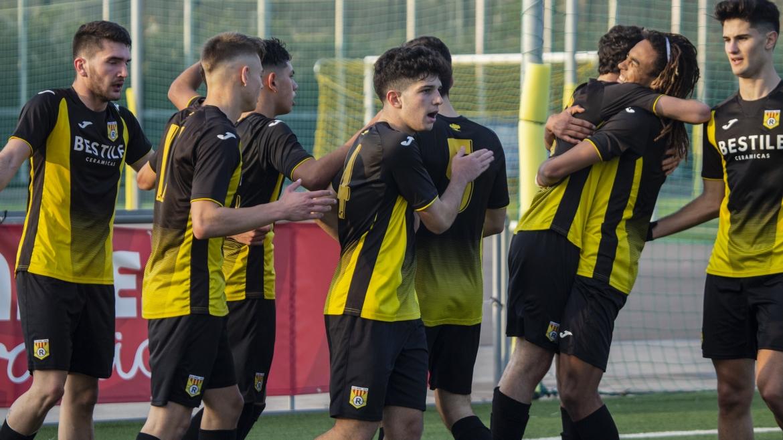 El Juvenil B disputará su segunda campaña en Liga Nacional