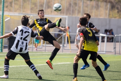 Victoria incontestable del CD Roda Cadete E