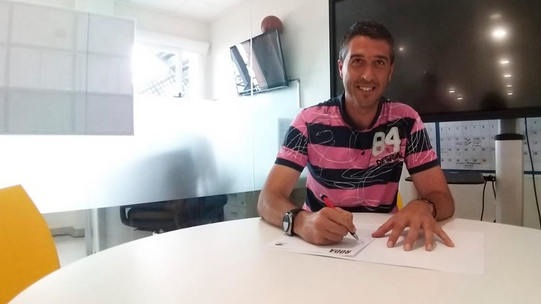 Raúl Tena será el segundo entrenador del CD Roda