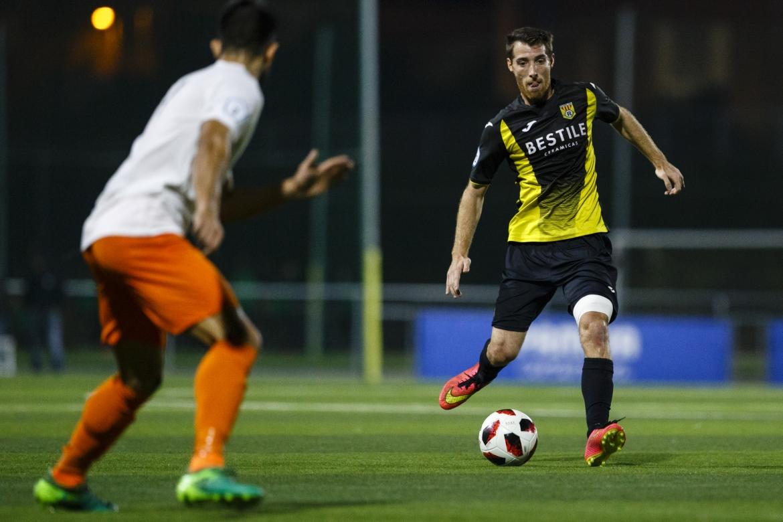Importante victoria del CD Roda ante el CF Torre Levante