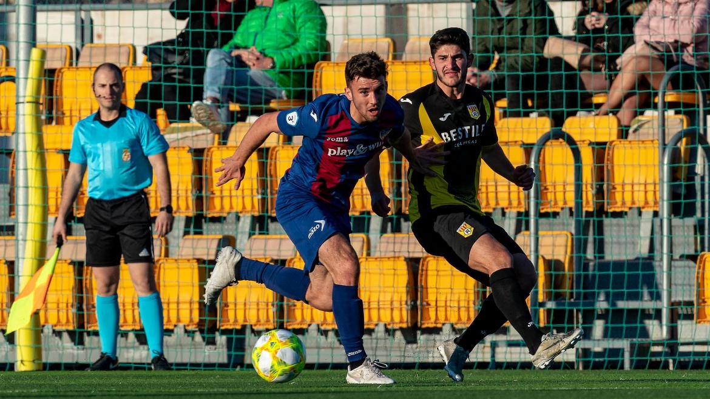 Tablas entre CD Roda y Alzira por la promoción