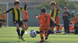 El Benjamín B supera al Torrent