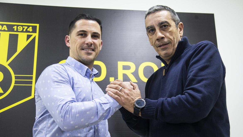Juanjo Collantes, nuevo refuerzo gualdinegro