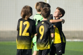 El CD Roda Benjamín E sigue su progresión