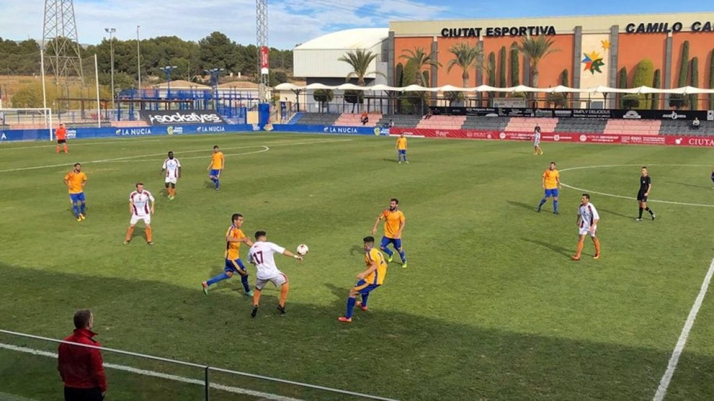Jorge Rives protagonista en la Copa de las Regiones