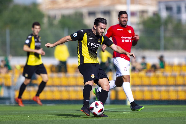 El CD Roda neutraliza al CF La Nucía con un justo empate