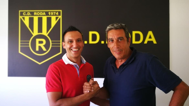 Carlos Jiménez será analista del Roda en Tercera