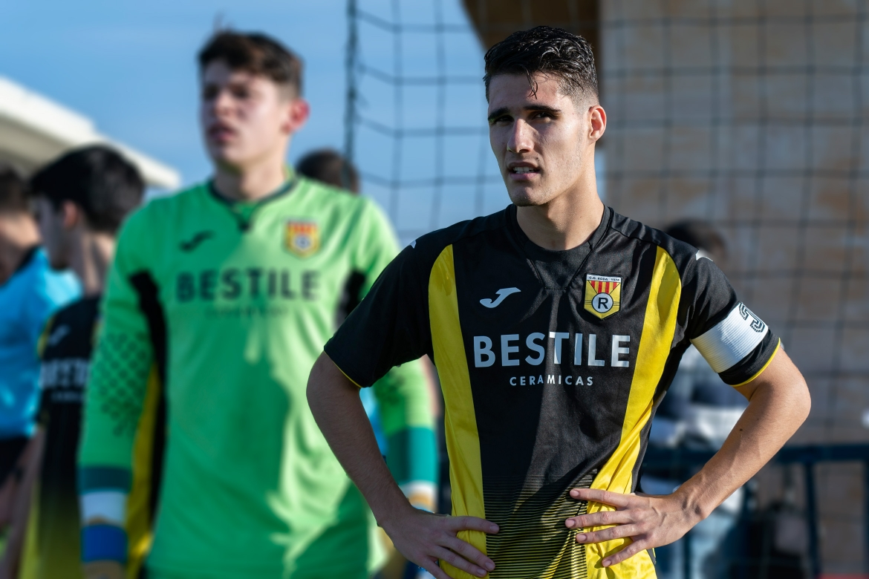 El Juvenil Nacho García apunta a titular en Elche
