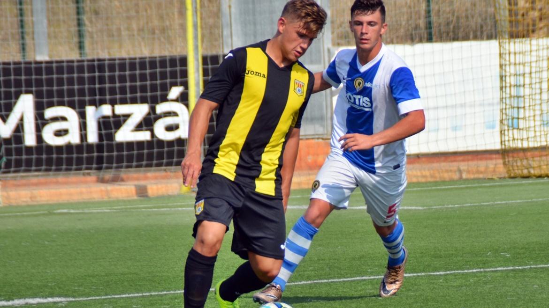 Nacho Díaz marca y España Sub-17 irá al Europeo