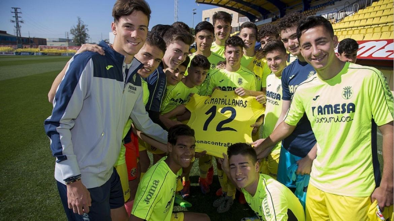 El Roda se une al Cadete Villarreal contra el ELA