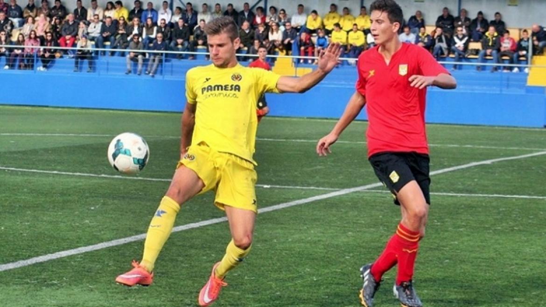 Mario González otro que debuta en Primera