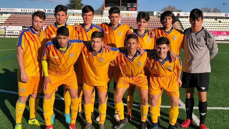 La Valenciana entrena con 9 jugadores Roda